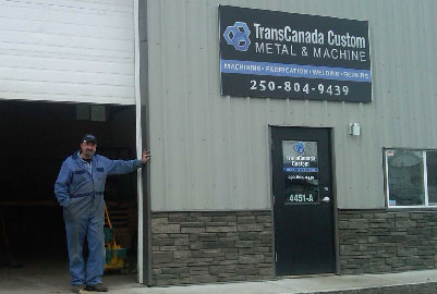 Trans Canada Custom Metal & Machine